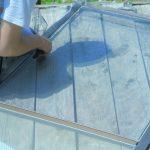 面倒な窓サッシを簡単に掃除するためのコツと掃除する頻度