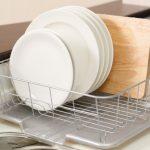 食器水切りかごにカビや汚れが付いた場合の掃除方法
