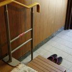 玄関を掃除するための方法と掃除用具の収納場所