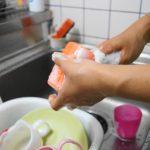 洗い物用スポンジを変える目安とオススメの使い方