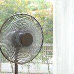 扇風機を掃除する際の楽な方法とは?